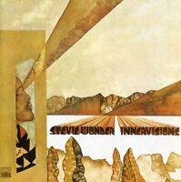 Stevie Wonder - Innervisions [New CD] Rmst