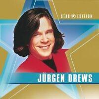 "JÜRGEN DREWS ""STAR EDITION"" CD NEU"