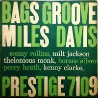MILES DAVIS - BAGS GROOVE LP