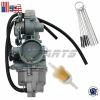 New For Honda Carburetor CRF 230 F 230F CRF230 Carb Assy & Clean Kit 2003 - 2005