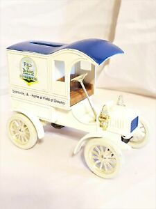 """1905 Ford Delivery Car Bank """"Field of Dreams"""" Die-cast Replica Bank"""