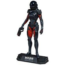 """Mass Effect Sara Ryder Green Colour Tops 7"""" Figure McFarlane PRE-ORDER"""