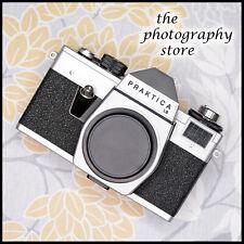 Clean & Tested Praktica LB Manual Focus M42 35mm SLR Film Camera - FREE UK POST