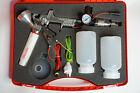 Powder Coating System NordicPulver PRO+ with Case Powder Paint Spray Gun US plug