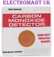 CO CARBON MONOXIDE GAS DETECTOR ALARM