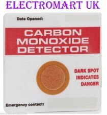 CO CARBON MONOXIDE GAS DETECTOR ALARM