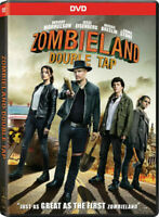 Zombieland: Double Tap (DVD Disc Only with Box, 2020) (These Go Fast)