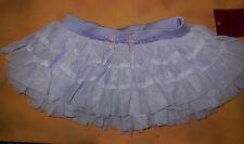 NWT Mirella Ballet Dance LilacTutu Skirt Beaded Dragonflies Sm Child 4/6 MS74C