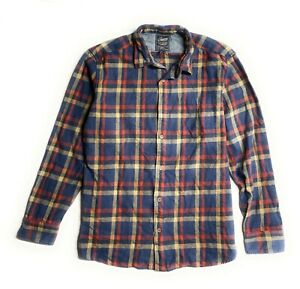 Grayers Heritage Flannel Button-Down Shirt