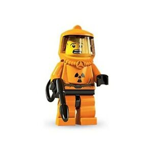 Lego 8804 - Hazmat Guy Minifigures No. 12 Series 4