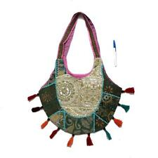 Vintage Triabal Banjara Indian Handmade Ethnic Multi Color Fashionable Bag