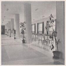 D3515 Roma - Accademia Gioventù Italiana Littorio - Stampa d'epoca - 1940 print