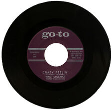 "KING COLEMAN  ""CRAZY FEELIN'""  KILLER MOODY R&B"