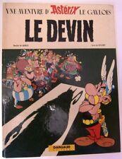 ASTERIX - T 19 - LE DEVIN - Par Goscinny & Uderzo - 1972 EO
