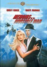 Memoirs of an Invisible Man DVD (1992) Chevy Chase, Daryl Hannah, John Carpenter
