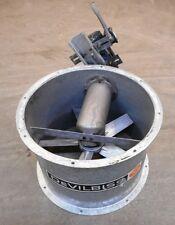 DEVILBISS EXHAUST FAN WITH DAYTON MOTOR, JH, 9194-1, 3KW25G, 5 FAN BLADE