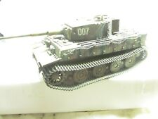 RARE Forces Of Valor 85504 1:16 Scale WWII German Tiger Tank Diecast Metal Model
