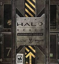 Halo: Reach -- Legendary Edition (Microsoft Xbox 360, 2010)