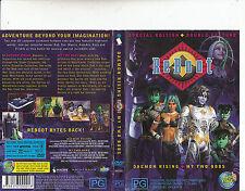Reboot:Daemon Rising/Reboot:My Two Bobs-2001 Canada-2 Movie-DVD