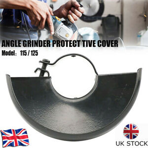 Angle Grinder Wheel Safety Guard Protector Protective Cover 42mm*115mm/125mm UK