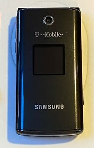 SAMSUNG SGH T339 - GRAPHITE / GRAY (T-Mobile) Cellular Phone FLIP PHONE