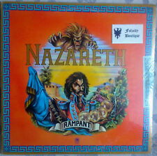 NAZARETH - Rampant - LP/SEALED/No barcode/A&M Records SP3641