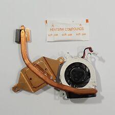 Sony Vaio VGN-TX5XN Kühler Lüfter Wärmeleitpaste Fan Cooler Heatsink