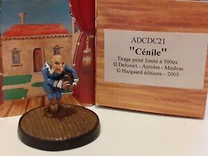 MASBOU Figurine peinte DE CAPE & DE CROCS ADCDC21 CENILE - Hazgaard