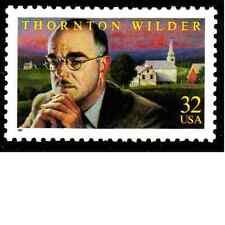 Scott # 3134.32 Cent.Thornton Wilder.25 Stamps.Mnh @ Fv + $1