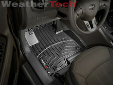 WeatherTech Floor Mats FloorLiner for Kia Sportage - 2011-2013 - Black
