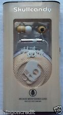 Skullcandy (Skull Candy) Holua in-Ear Buds Silver Brand New in Retail Pack