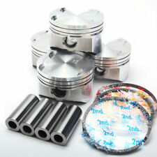 Forged Pistons 86.5mm Hyundai Genesis Coupe 2L Turbo