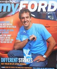My Ford Magazine Issue 6 Jimmy Bartel on the XR8 Ute 20% Bulk Magazine Discount