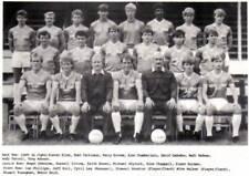 COLCHESTER UNITED FOOTBALL TEAM PHOTO>1984-85 SEASON