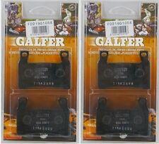 Galfer 1054 Semi-Metallici Pastiglie Freni Ant (2 Set) 2002 2003 Honda CBR954RR
