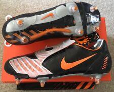 BNIBWT NIKE TOTAL 90 LASER II SG (PROMO) FOOTBALL BOOTS UK 8.5