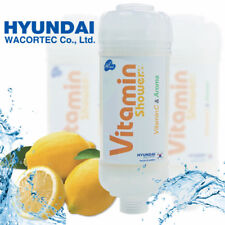 Vitamin C & Aroma Shower Filter Removes Chlorine & Chloramines, Anti Aging