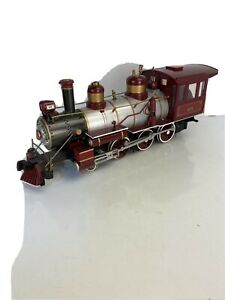 Bachmann Red Comet G Scale 49 Train - Big Haulers - Replacement Train - Tested