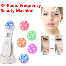Electroporation RF EMS Mesoterapy Facial Machine Anti-ageing Face Machine Beauty