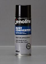 Jenolite Rust Converter Remover Removal Spray Treatment Killer Metal 400ml UK