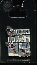 Beware of the Yeti Mickey Mouse Disney Pin 101869