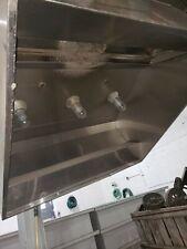 Smoke Condensate Exhaust Hood