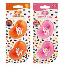 pack de 2 gelée de ventre mandarine et bubblegum mini évent 3d gel duo pack air