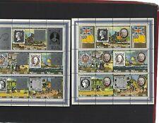 Niue sc#245c,B41 (1979-80) Souvenir Sheets MNH