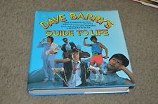 Dave Barry's Guide To Life 1991 Humurous Answers to Life's Problems-Hardcover