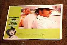 WHO IS HARRY KELLERMAN .... 1971 LOBBY CARD #5 DUSTIN HOFFMAN