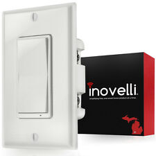 Inovelli Z-Wave Plus In-Wall Switch (On/Off) + Repeater | NZW30S (Scene-Enabled)