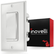 Inovelli Z-Wave Plus In-Wall Switch (On/Off) + Repeater | NZW30