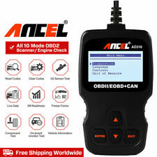 Universal OBD2 Automotive Code Reader check engine fault Analyzer Diagnose Tool