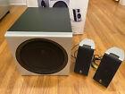 Logitech Z-2300 2.1 THX 200W Speakers & Subwoofer - Mint Condition